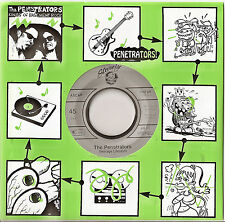 "THE PENETRATORS - Teenage Lifestyle  45 7"" 2007 release"