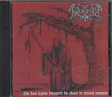 BARASTIR - the hate legion devoured by chaos in eternal torment CD