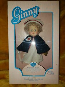Two Ginny Doll Outfits Hot Chocolate And Pastel Pretty For Belinda