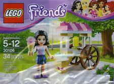 LEGO Friends #30106 - Ice Cream Stand - Collector 2013 - NEW / NEUF - Sealed