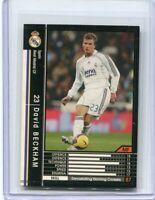 2006-07 PANINI WCCF David Beckham Real Madrid England