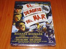 EL DEMONIO DEL MAR / Down to the Sea in Ships - Precintada