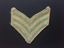 Sergeant Rank Insignia Badge