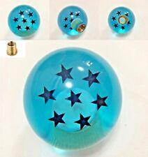 Blue 7 Star Dragon ball Z Shift Knob 54mm For TOYOTA SCION WRX SUBARU M12X1.25