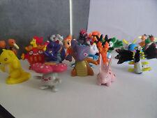 30 piezas de PVC POKEMON Figura Juguetes Surtidos/Cake Toppers nuevo vendedor de Reino Unido