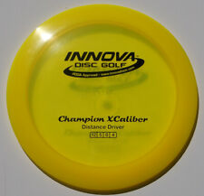 Innova Champion Xcaliber 175.19 Grams Bright Yellow W/Black Foil Hot-Stamp