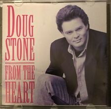 From the Heart by Doug Stone (CD, 1992, Epic)