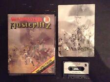 Austerlitz by M.C.Lothlorien - ZX Spectrum cassette (128k)