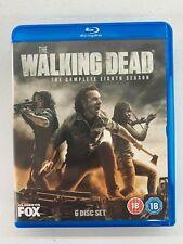 WALKING DEAD, THE SEASON 8 [Blu-ray Region B/2]
