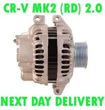 HONDA CR-V MK2 (RD) 2.0 OFF ROAD 2002 2003 2004 2005 2006 NEW RMFD ALTERNATOR