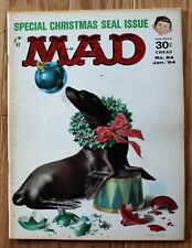 Mad Magazine January 1964; Special Christmas Seal Issue