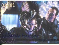Farscape Season 3 The Quotable Farscape Chase Card Q29