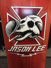 Cease and Desist C&D blind Powell Peralta Tony Hawk spoof Jason Lee skateboard