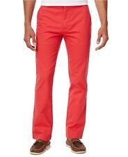 Tommy Hilfiger Men's Dot-Pattern Cotton Pants ,Size 38X32, MSRP $69