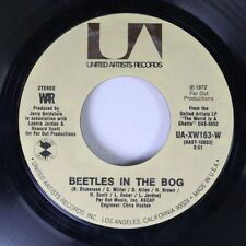 Soul 45 War - Beetles In The Bog / The Cisco Kid On Far Out Productions