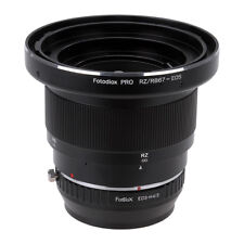 Fotodiox Pro Lens Adapter Mamiya RB67/RZ67 Lens to Micro Four Thirds