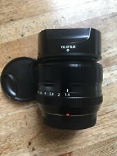 Fuji Fujifilm Fujinon XF35mm F1.4 Lente Per Fujifilm X-Black focale fissa