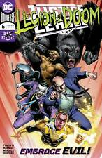 JUSTICE LEAGUE #5 MAIN COVER 2018 DC NM