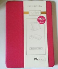 Pink Case Mate Tuxedo 9.7 in iPad Pro & iPad Air 2 With Integrated Stand