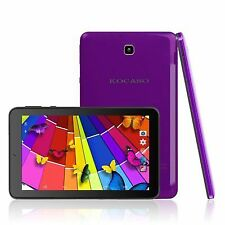 "KOCASO 7"" Inch Android 4.4 Quad-core 1.2ghz 8gb Dual Camera Tablet PC 512mb Ddr3"