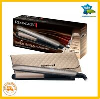 Fer à Lisser Vapeur Remington Lisseur Cheveux Keratin Therapy Chauffe Rapide Fr