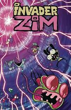 Invader Zim Volume 7 GN Jhonen Vasquez Eric Trueheart JTHM Johnny Squee New NM