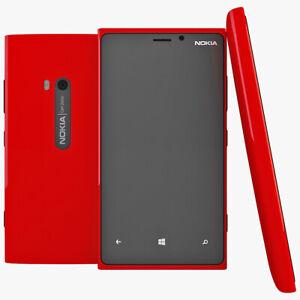 Nokia Lumia 920 32GB Red T-Mobile Smartphone