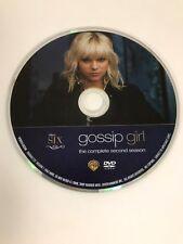 Gossip Girl - Season 2 - Disc 6 - DVD Disc Only - Replacement Disc
