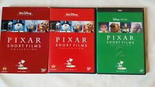 Pixar Short Films Collection 1 & 2, Disney, DVD, Animation