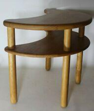 TEAM7 Beistelltisch Tischplatte Holz Höhe 50 cm (Bü)