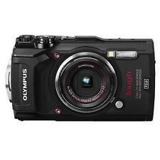 Olympus V104190BU000 Tough TG-5 Digital Camera - Black