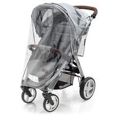 Universal Regenschutz / Regenverdeck für Buggys, Jogger & Kinderwagen (PVC-Frei)