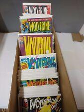 X-Men Comic Lot 39-176, 181-183 Wolverine 95 96 97 Annual 2000 2001 Nm Bb