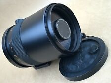 Yashica 500mm f/8 Reflex Mirror Manual Focus Lens CY Contax/Yashica