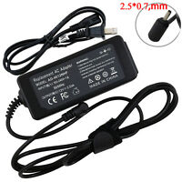 "AC Power Adapter Battery Charger for Samsung Chromebook 2 11.6"" XE500C12 40W"
