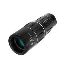 Dual Focus Monocular Mini Telescope Scope 16x52 Bird Watch Sight Seeing Hunting