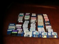 "Lot of approx. 85 disks 3.5"" disks of incomplete program/games range of systems"