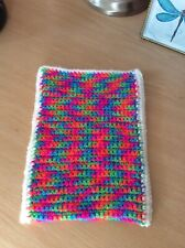Handmade Ipad Cover.kindle Cover.6x8inches.crochet.knitted.gadget Cover.handmade