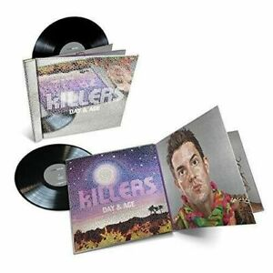 KILLERS - DAY AND AGE(2LP) Vinyl LP