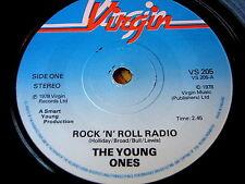 "THE YOUNG ONES - ROCK 'N' ROLL RADIO    7"" VINYL"