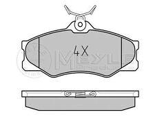 025 209 7919 MEYLE LOT de PLAQUETTES de FREIN s'adapter VW TRANSPORTER III (05/79-07/92)
