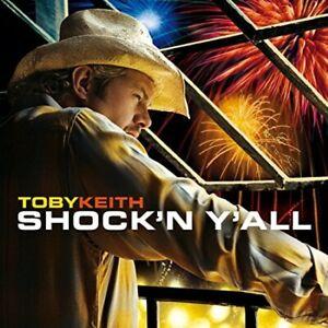 Shock'n Y'all - Music CD - Keith, Toby -  2003-11-04 - DreamWorks Nashville - Ve
