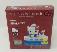 Sanrio Nanoblock Nano Block Hello Kitty Boat Navy Sea Cruise Sailor New in Box
