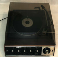 RARE Vintage Harman Kardon SC18 Turntable Record Player Radio WORKS See VIDEO