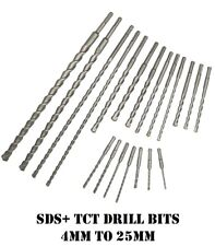 Premium Plus Reisser Masonry Drill Bits 4mm 14mm 150 Or 200mm Length