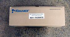 KOOLANCE Coolant Reservoir Body 200mm Length (ID. 70mm) BDY-TK200x70 200 x 70