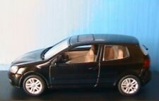 VW VOLKSWAGEN GOLF 5 V 3 PORTES SCHUCO 1/43 BLACK 2003 NOIRE NOIR  SCHWARZ