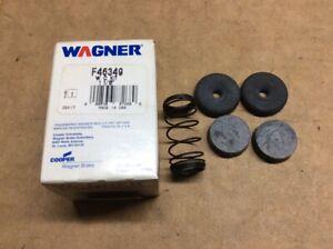 New Wagner Drum Brake Wheel Cylinder Repair Kit Front F46349