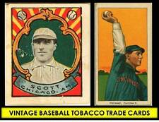 Lot Baseball Cards