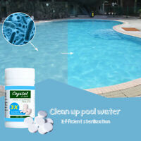 Pool Cleaning Tablet (100 tablets)  High Quality N X